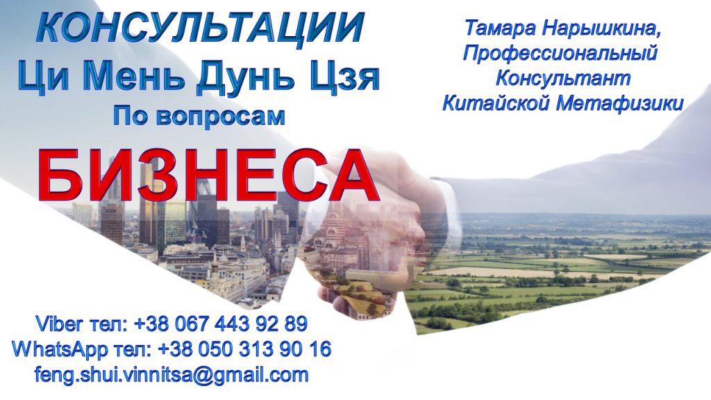 Консультация ЦМДЦ Бизнес
